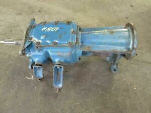 Manual Transmission 3 Speed 4x4 5 0l Fits 81 Chevrolet 10 Pickup 1690