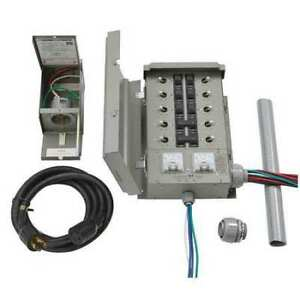 Transfer Switch Kit 30a Emergen Switch Egs107501g2kit