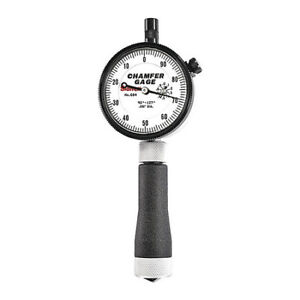 Chamfer Gage 0 1 2in