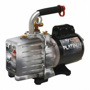 Jb Industries Dv 85n 250 Platinum 3 Cfm Dual Voltage Vacuum Pump