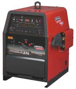 Lincoln Electric K2619 1 Tig Welder Precision Tig 275 Series 208 230 460vac
