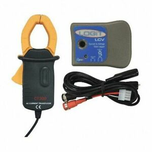 Supco Lcv Current And Voltage Logger