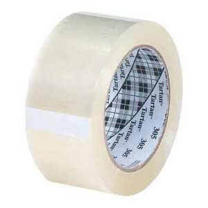 Carton Sealing Tape 2x110 Yd clear pk6