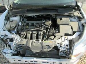 13 Focus Engine 2 0l W O Turbo Vin 2 8th Digit Needs Water Pump 210950