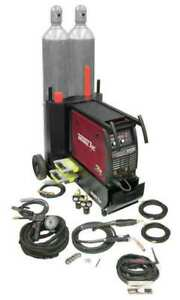 Thermal Arc W1004403 Multiprocess Welder 252i 2 Cylinder Cart G5121636