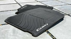 Toyota 2012 2014 5 Camry All weather Floor Mats Toyota Oem Pt9080312020