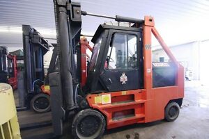 10592 Taylor Model Tco 3000s 30 000 Lbs Forklift