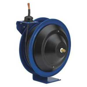 Coxreels P wc13 3506 Spring Rewind Welding Cable Reel 35ft