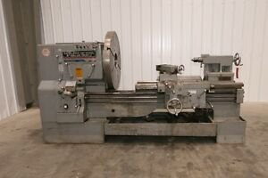 12798 Leblond Regal 24 37 X 48 Lathe With Gap 9 Bore