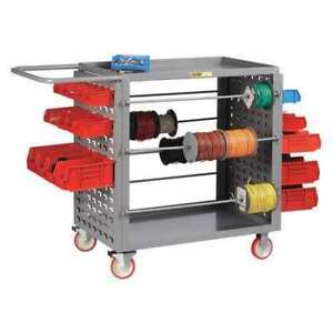 Little Giant Rl lp 2436 tl Wire Reel Cart louvered Panel 24 X 36