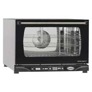 1 75cu Half Size Dynamic Convection Oven Cadco Xaft 115