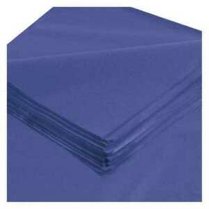 Tissue Paper gift Grade 20 x30 parade Blue pk480 Partners Brand T2030c