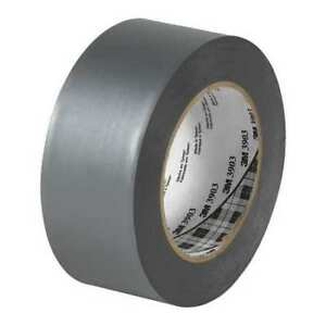 3m T98839033pk Duct Tape 6 3 Mil 3 x50 Yds gray pk3