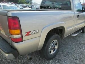 2002 Chevy Gmc Pickup Truck Running Board Right Side Only Regular Cab 228045