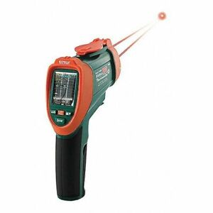 Extech Vir50 nistl Video Ir Thermometer With Nist