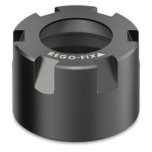 Mini Clamping Nut er8 0 1692 To 0 2401in Rego fix Tool 3508 00000