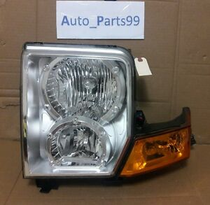 2006 2007 2008 2009 2010 Jeep Chrysler Commander Headlight Lh 55396537ag Oem