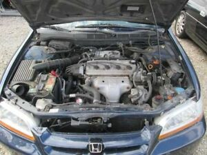 Engine 2 3l Ex Vtec Vin 5 6th Digit Need Id Code Fits 98 02 Accord 259165