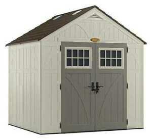 Outdr Storage Shed 100 1 2inwx85 3 4ind Suncast Bms8700