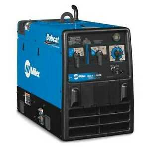 Engine Driven Welder Bobcat 3 Phase Series Gas Miller Electric 907505