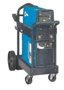Tig Welder Dynasty 210 Series 120 To 480vac Miller Electric 907685001