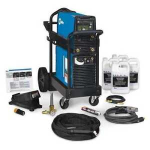 Tig Welder Dynasty 210 Series 120 To 480vac Miller Electric 951667