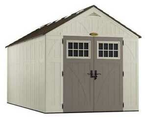 Outdr Storage Shed 100 1 2inwx195 1 4ind Suncast Bms8160