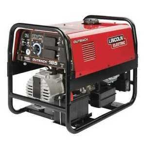 Lincoln Electric K2706 2 Engine Driven Welder Outback 185 Series Gas