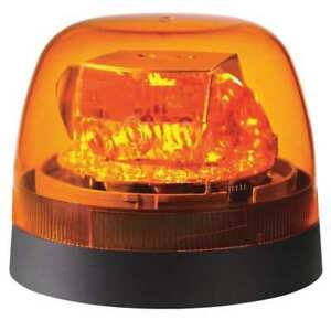 Federal Signal 262650 02 Led Rotating Beacon perm Mount class1