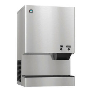 Countertop Ice Maker And Dispenser 618 Lb Per Day Hoshizaki Dcm 500bah