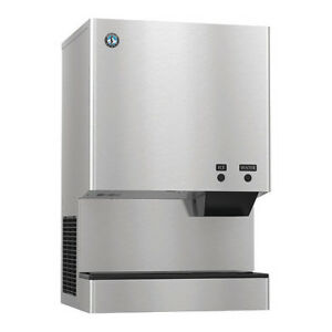 Hoshizaki Countertop Ice Maker And Dispenser 321 Lb Per Day Dcm 300bah