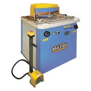 Sheet Metal Notcher Baileigh Industrial Sn v04 ms