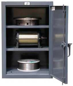 Counter Height Storage Cabinet welded Strong Hold 23 202