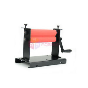 6 Inch 150mm Manual Cold Roll Laminator Vinyl Photo Mount Laminating Machine