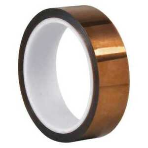 Polyimide acrylic Tape 10 X 36 Yd Tapecase Ba