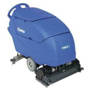 Clarke 05428a Automatic Floor Scrubber cylindrical