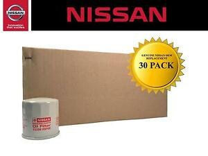 Genuine Nissan Oem Oil Filter 15208 65f0e Case Of 30
