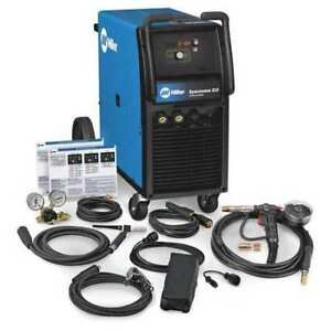 Miller Electric 951684 Multiprocess Welder syncrowave Series