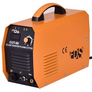 Professional Electric Plasma Cutter Cut 50 Dc Inverter Air Cutting Machine