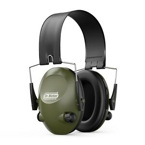Electronic Ear Muffs Hearing Noise Protection Shooting Hunting Gun Range Safety