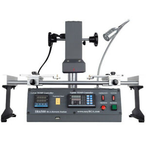 Achi Ir6500 Infrared Bga Soldering Rework Station For Motherboard Chip Welding