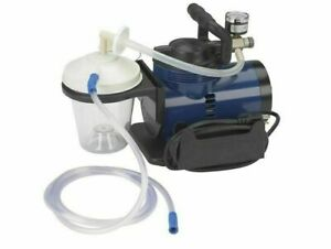 Dental Medical Hygienist Portable High Suction Vacuum Unit Pump Self Contained