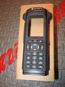 Motorola Apx7000 Black 3 5 Housing And Keypad Membrane Motorola Logo Nib
