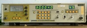 Used Panasonic Vp 8177a Fm am Signal Generator Good Condition