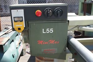 Scm Minimax L55 N Stroke Sander woodworking Machinery