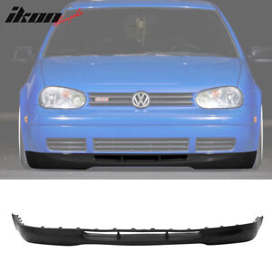 Fits 99 06 Golf Mk4 Mkiv Gti Oe 20ae 25th 337 Front Lip Valance For Usdm Bumpers