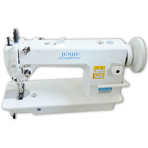 New Industrial Thick Material Sewing Machine With Table And 220v Motor