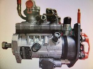 Delphi Lucas Diesel Injection Pump Dp200 Rebuild Service Rebuild Your Pump