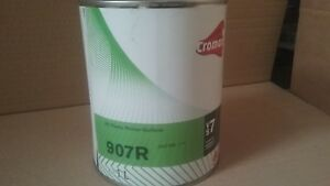 Dupont 2k Plastic Primer Black 907r 1 Litre Hardener Required Is 915r