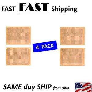 Blank Circuit Board 4 Pack Small Pcb Blank Circuit Board Part